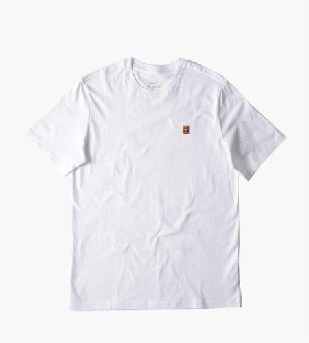 Nike Nike M NikeCourt Tennis T-Shirt White