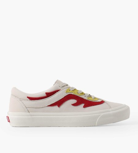 Vans Vans Bold Ni Tt Flamethrower Antique White Red