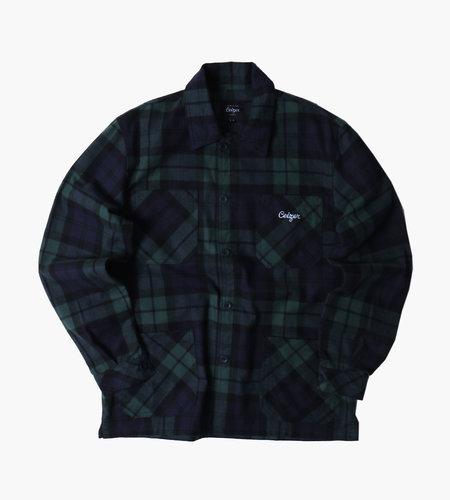 Ceizer Ceizer Over Shirt 1993 Navy Green