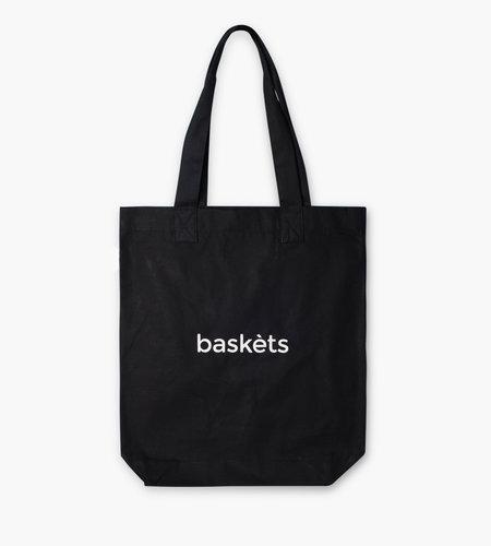 Baskèts Baskèts Tote Bag Black