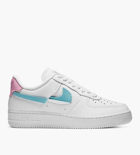 Nike Nike Wmns Nike AF1 LXX White Bleached Aqua Pink Rise