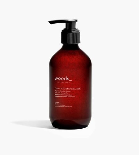 Woods Woods Daily Foaming Cleanser Unisex