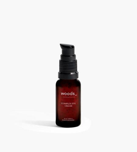 Woods Woods Complex Eye Cream Unisex