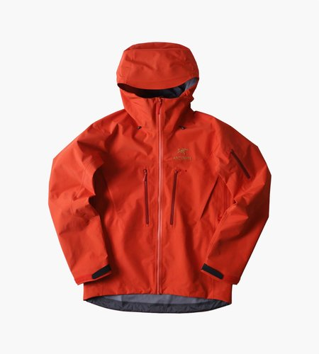 Arc'teryx Arc'teryx Alpha SV Jacket Men's Dynasty