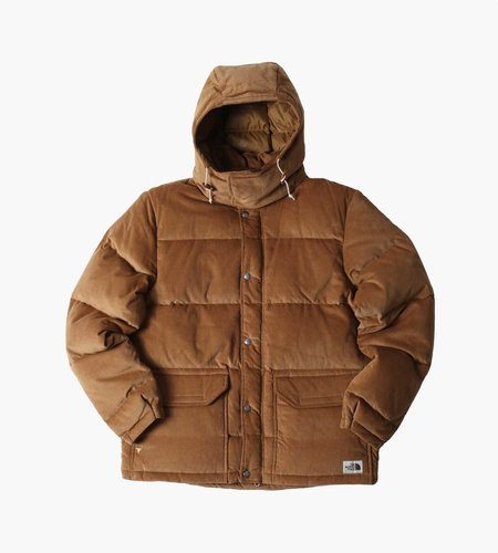 The North Face The North Face Sierra Down Jacket Utility Brown