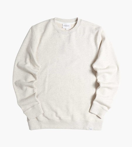 Norse Projects Norse Projects Vagn Classic Crewneck Oatmeal Melange