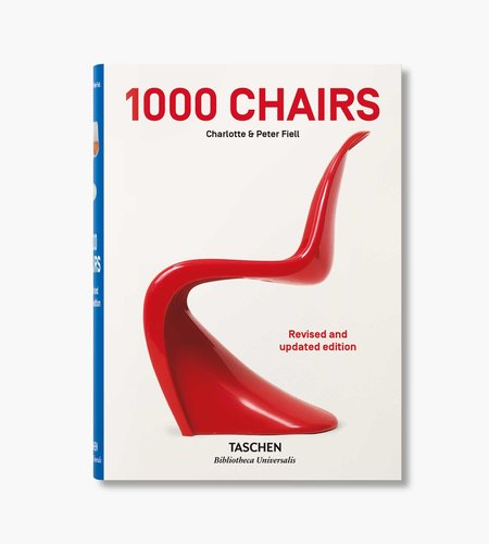 Taschen Taschen 1000 Chairs Revised And Updated Edition