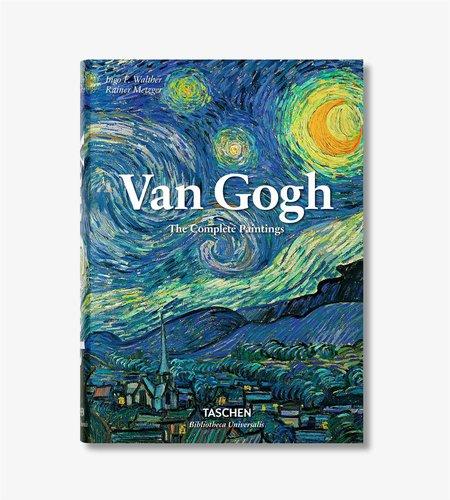 Taschen Taschen Van Gogh The Complete Paintings