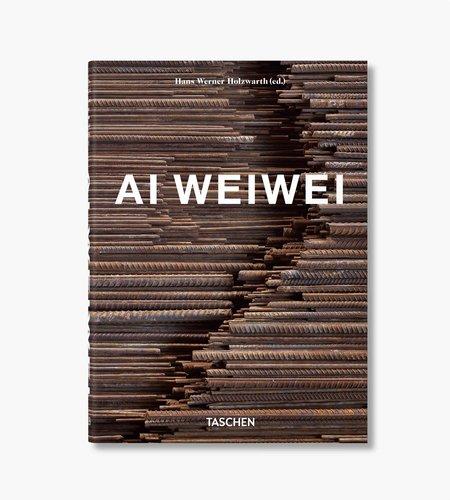 Taschen Taschen Ai Weiwei 40th Anniversary Edition