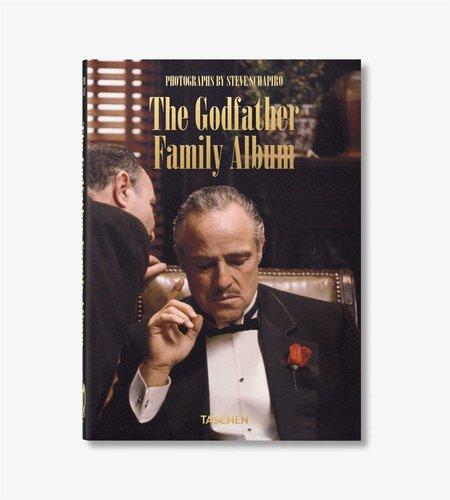 Taschen Taschen The Godfather Family Album 40th Anniversary Edition