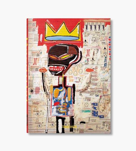 Taschen Taschen Basquiat 40th Anniversary Edition