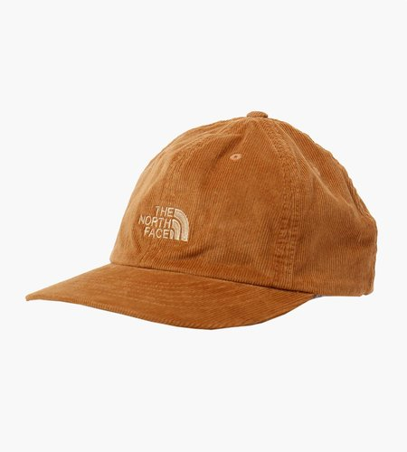 The North Face The North Face Heritage Corduroy Cap Utility Brown