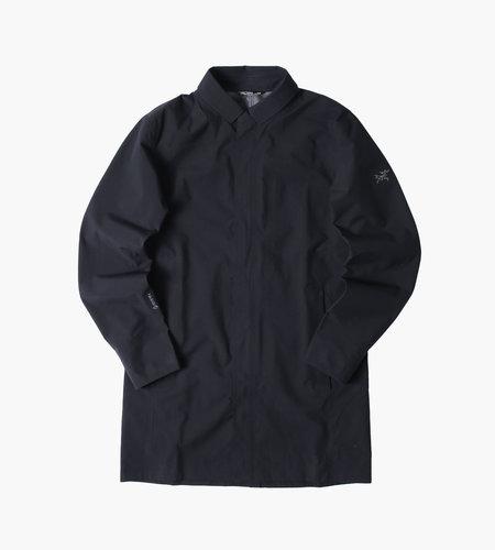 Arc'teryx Arc'teryx Keppel Trenchcoat Black
