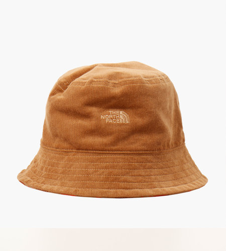 The North Face The North Face Reversible Bucket Utility Brown