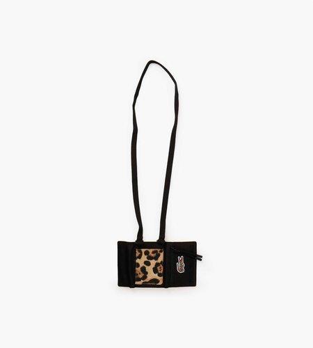 Lacoste Lacoste Necklace Wallet Premium Leopard