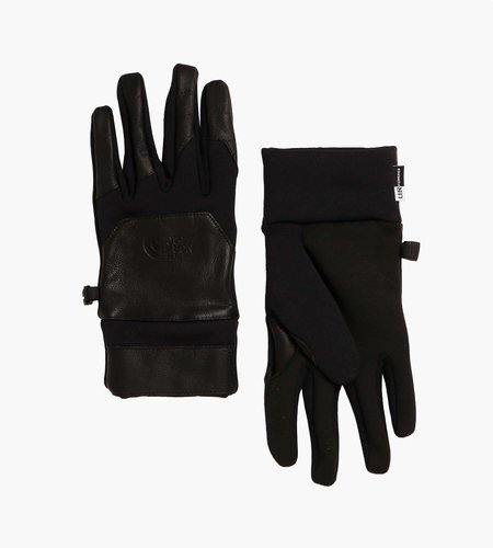 The North Face The North Face Leather Etip Gloves Black