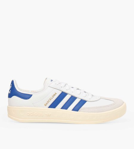Adidas Adidas City Series Barcelona Cloud White Blue Cream White