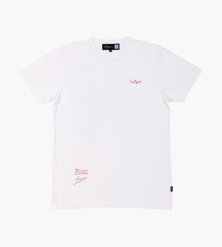 Ceizer Ceizer Van Gogh Passion T-Shirt White