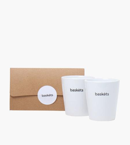 Baskèts Baskèts Ceramic Coffee Set
