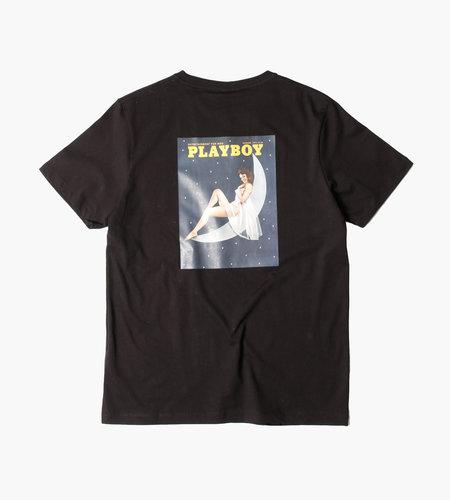 Soulland Soulland Meets Playboy December T-Shirt Black