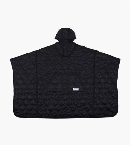 New Amsterdam Surf Association New Amsterdam Surf Association Storm Poncho Black