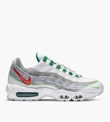 Nike Nike Air Max 95 White Classic Green Electric Green