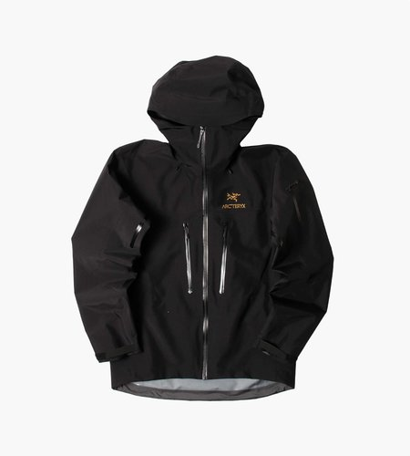 Arc'teryx Arc'teryx Alpha SV Jacket Men's 24K Gold Black