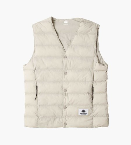 New Amsterdam Surf Association New Amsterdam Surf Association Rib Vest Taupe-Grey