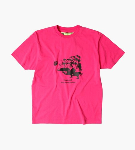 New Amsterdam Surf Association New Amsterdam Surf Association March Tee Pink