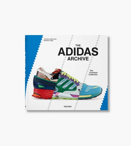 Taschen Taschen The Adidas Archive. The Footwear Collection