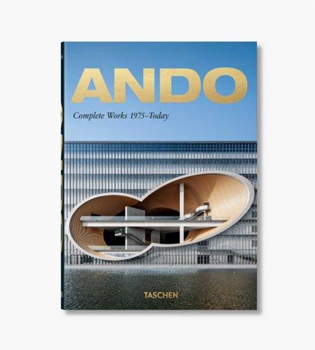 Taschen Taschen Ando. Complete Works 1975-Today