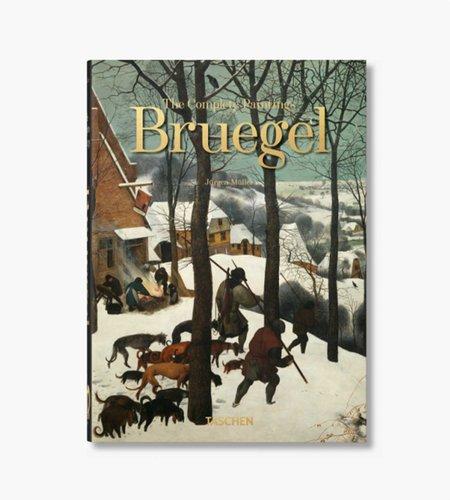 Taschen Taschen Bruegel. The Complete Paintings