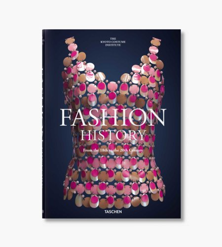 Taschen Taschen Fashion History. From the 18th to the 20th Century