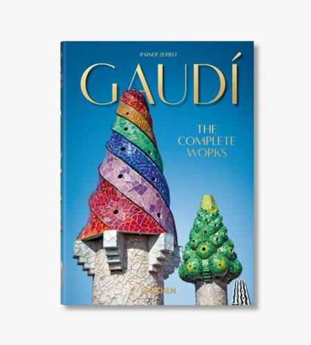 Taschen Taschen Gaudí. The Complete Works