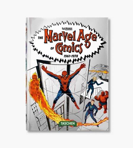 Taschen Taschen The Marvel Age of Comics 1961-1978