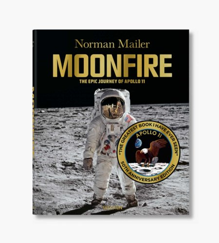Taschen Taschen Norman Mailer. MoonFire. 50th Anniversary Edition