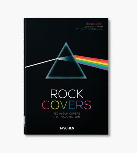 Taschen Taschen Rock Covers