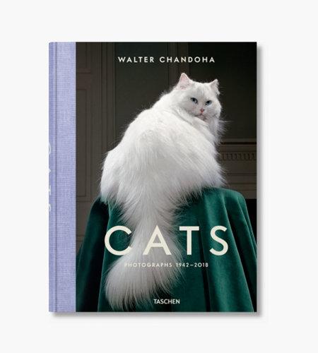 Taschen Taschen Walter Chandoha. Cats. Photographs 1942-2018