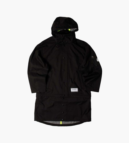New Amsterdam Surf Association New Amsterdam Surf Association Storm Jacket Black
