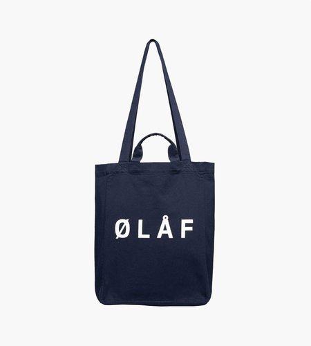 Olaf Hussein Olaf Hussein ØLÅF Tote Bag Navy