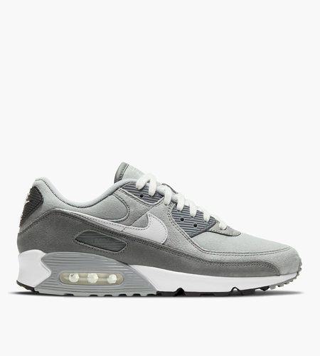 Nike Nike Air Max 90 PRM Lt Smoke Grey White-Particle Grey