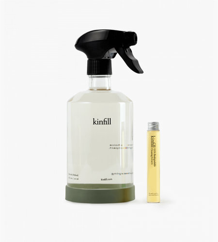 Kinfill Kinfill Multi Surface Cleaner Starter Kit - Cucumis