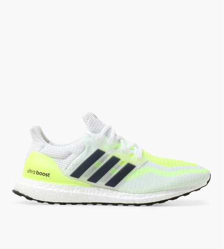 Adidas Adidas Ultraboost 2.0 DNA Footwear White Coreblack Solar Yellow