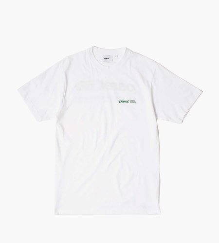 Parel Studios Parel Studios Backprint Tee White