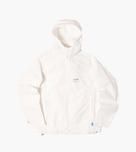 Parel Studios Parel Studios Hooded Jacket White