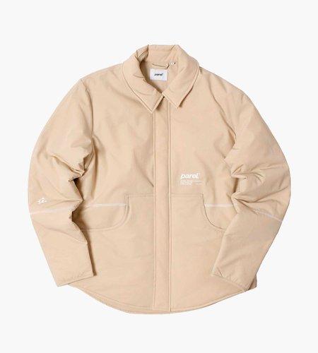 Parel Studios Parel Studios Shirt Jacket Beige