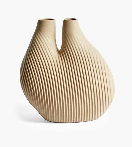 Hay Hay W&S Vase Chamber Light Beige