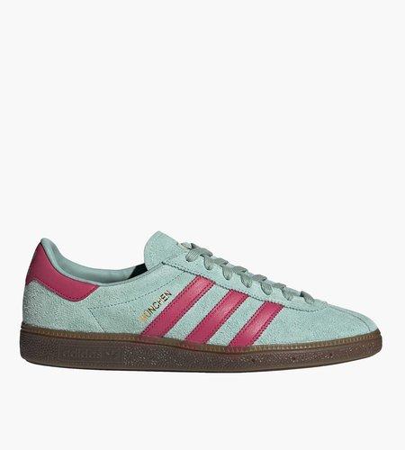 Adidas Adidas Munchen Haze Green Wil pink Goldmt