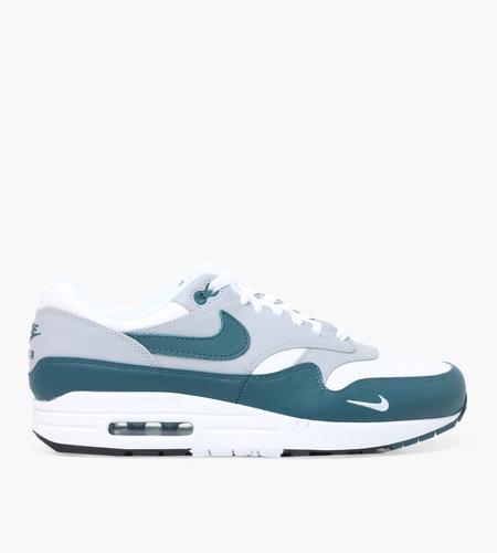 Nike Nike Air Max 1 Lv8 White Dark Teal Green-Wolf Grey-Black