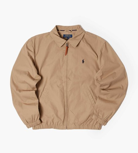 Polo Ralph Lauren Polo Ralph Lauren M Classics 1 Bayport WB Cotton Jacket Luxury Tan